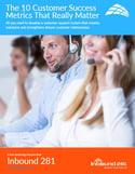 10 Customer Success Metrics that Matter